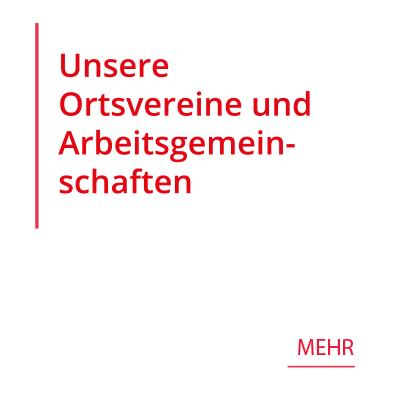 SPD Kreisverband Ulm –Ortsverbände und Arbeitsgemeinschaften