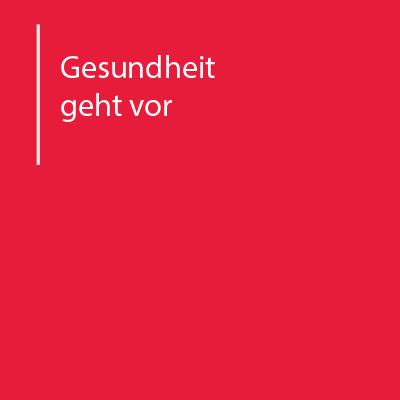 SPD Kreisverband Ulm –Gesundheit geht vor